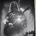 Exodus - Other Collectable - Gary Holt Autograph
