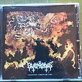 Blasphemous - Tape / Vinyl / CD / Recording etc - Emerging through Fire CD