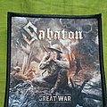Sabaton - Patch - Official sabaton great war patch