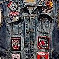 Traditional Metal Vest Battle Jacket