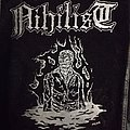 Nihilist - Drowned back patch