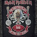 Iron Maiden The First 10 Years -patch
