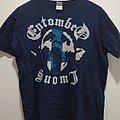 Entombed - TShirt or Longsleeve - Entombed - Suomi size M tour TS