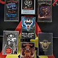 Motörhead tapes Tape / Vinyl / CD / Recording etc