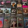 Black Sabbath tape collection Tape / Vinyl / CD / Recording etc