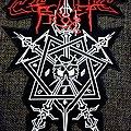 Celtic Frost - Patch - Celtic Frost Morbid Tales back patch