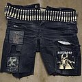Black Rotting Shorts