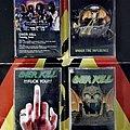 Overkill - Tape / Vinyl / CD / Recording etc - Overkill tapes