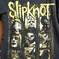 Slipknot 2012 Australian Tour Shirt
