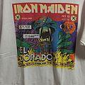 Iron Maiden 2011 The Final Frontier World Tour Shirt