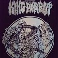 King Parrot 2013 Australian Tour Shirt
