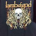 Lamb of God 2012 Australian Tour Shirt