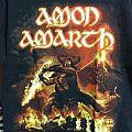 Amon Amarth 2012 Australian Tour Shirt