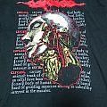 Carcass 2015 Pacific Rimming Tour Shirt