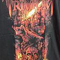 Trivium 2012 Australian Tour Shirt