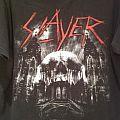 Slayer 2013 Australian Tour Shirt