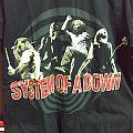 System of a Down 2012 Australian Tour Shirt