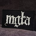 Mgła - Logo Patch