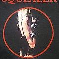 Remera de Squealer Heavy/Speed metal frances