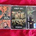 Grip Inc. - Tape / Vinyl / CD / Recording etc - Grip Inc. tapes
