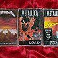 Metallica - Tape / Vinyl / CD / Recording etc - Metallica tapes