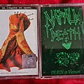 Napalm Death - Tape / Vinyl / CD / Recording etc - Napalm Death tapes