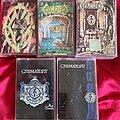 Crematory - Tape / Vinyl / CD / Recording etc - Crematory tapes