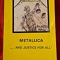 Metallica - Other Collectable - METALLICA translation of texts