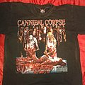 CANNIBAL CORPSE Butchered At Birth TShirt or Longsleeve