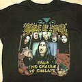 Cradle Of Filth - TShirt or Longsleeve - CRADLE OF FILTH From The Cradle To Enslave