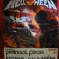 Helloween - Other Collectable - HELLOWEEN The Legacy World Tour poster