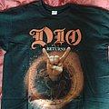 DIO Returns The World Tour 2017 TShirt or Longsleeve