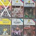Grave - Tape / Vinyl / CD / Recording etc - DEATH METAL tapes