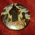 INCUBUS - Pin / Badge - INCUBUS old 90's button badge