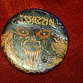 Assassin - Pin / Badge - ASSASSIN old 80's button badge