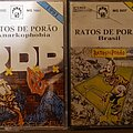 Ratos De Porão - Tape / Vinyl / CD / Recording etc - RATOS DE PORAO tapes