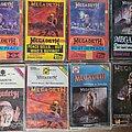 Megadeth - Tape / Vinyl / CD / Recording etc - MEGADETH tapes