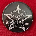 Sisters Of Mercy - Pin / Badge - SISTERS OF MERCY old 80's button badge