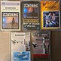 Scorpions - Tape / Vinyl / CD / Recording etc - SCORPIONS tapes