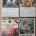 Destruction - Tape / Vinyl / CD / Recording etc - DESTRUCTION tapes