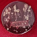 Accept - Pin / Badge - ACCEPT old 80's button badge