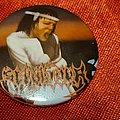 Sepultura - Pin / Badge - SEPULTURA old 80's button badge