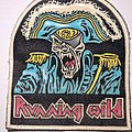 Running Wild - Patch - RUNNING WILD old rubber patch