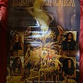 Sepultura - Other Collectable - SEPULTURA Arise Tour poster