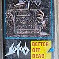 Sodom - Tape / Vinyl / CD / Recording etc - SODOM tape