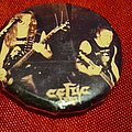 Celtic Frost - Pin / Badge - CELTIC FROST old 80's button badge