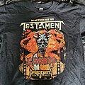 Testament - TShirt or Longsleeve - TESTAMENT The Bay Strikes Back 2020