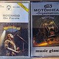Motörhead - Tape / Vinyl / CD / Recording etc - MOTORHEAD tapes