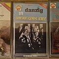 Danzig - Tape / Vinyl / CD / Recording etc - DANZIG tapes