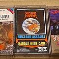 Voivod - Tape / Vinyl / CD / Recording etc - Thrash Metal tapes